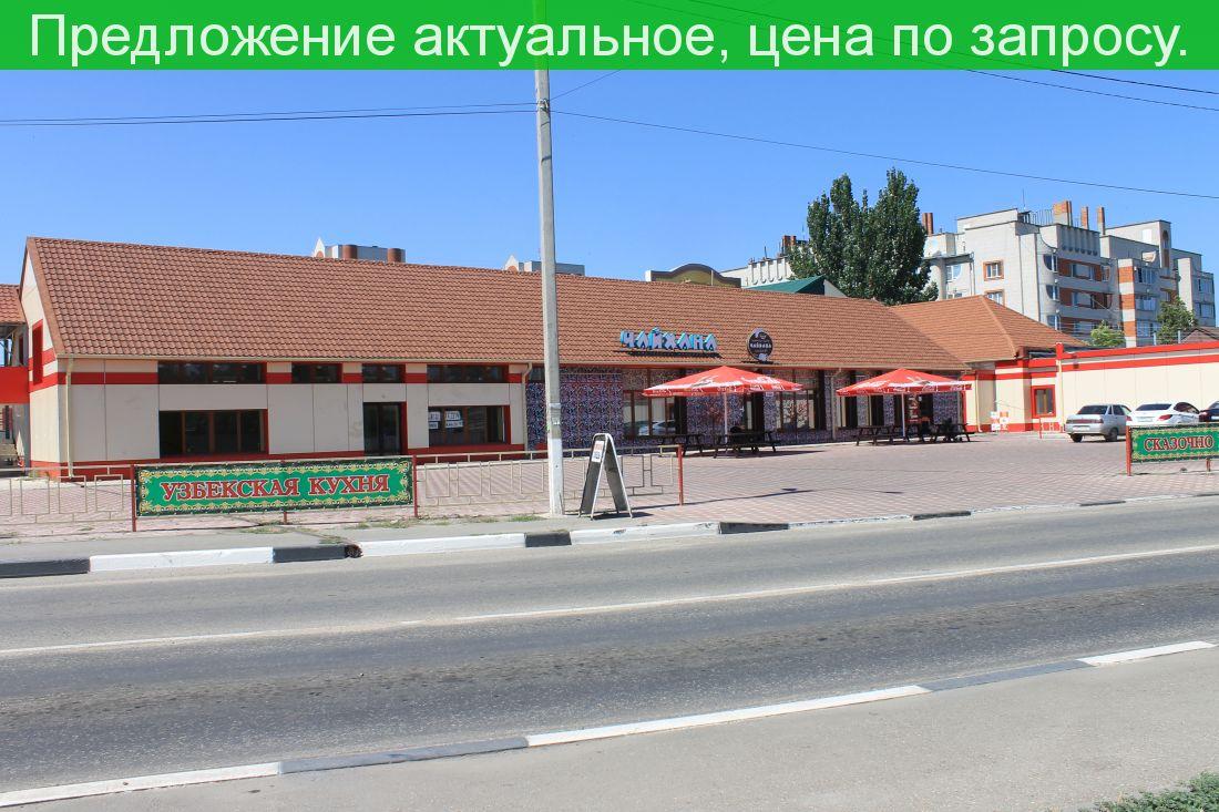 Торговое помещение 220 м.кв. город Ейск улица К.Либкнехта 1