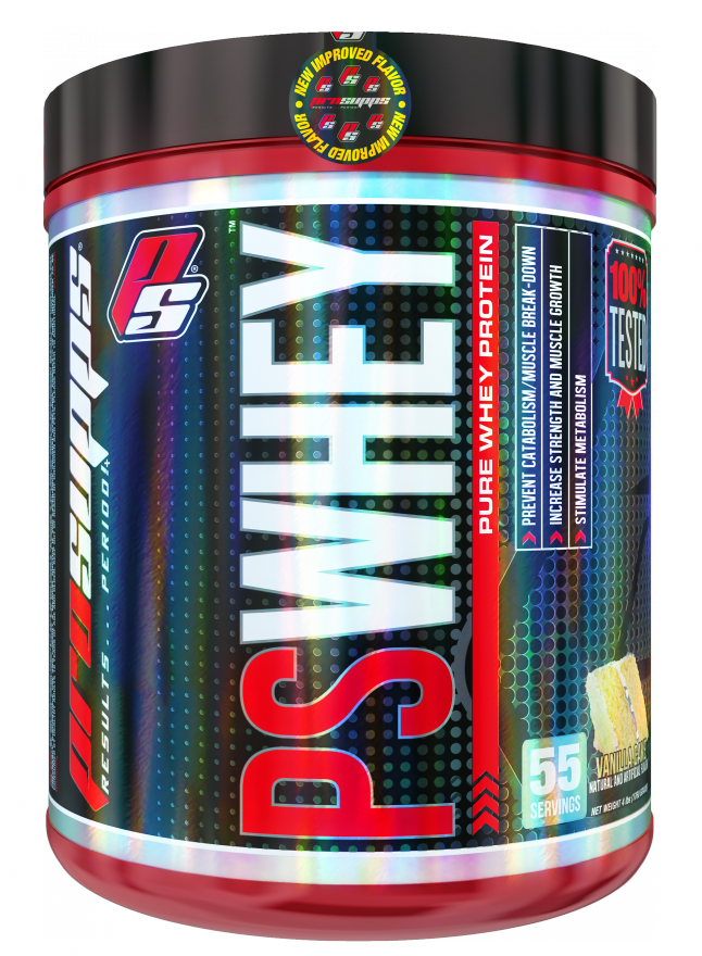 Whey (1800г) от Pro Supps