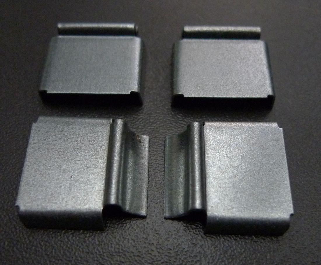 Крепления импоста металл