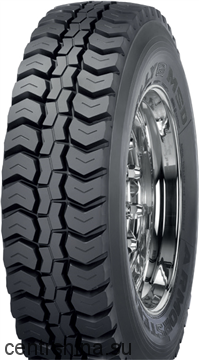 315/80R22.5 KELLY ARMORSTEEL MSD 156/150K M+S Грузовая шина