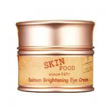 SkinFood Salmon Brightening Eye Cream 30ml - Осветляющий крем для кожи вокруг глаз