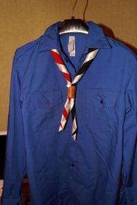 Рубашка скаута  (под заказ от 5 штук)