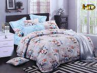 Комплект постельного белья 3 D ( евро)EO145