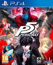 Игра Persona 5 (PS4)