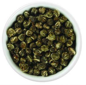 Зелёный чай Най Сян Чжень Чжу (Молочная жемчужина), 100 гр
