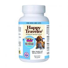 Happy Traveler - натуральное успокоительное средство 30 капсул
