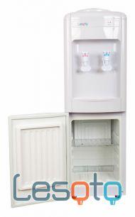 Кулер для воды LESOTO 16 L-B white