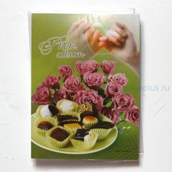 Фотоальбом в мягкой обложке А36 ( 2 цвета)