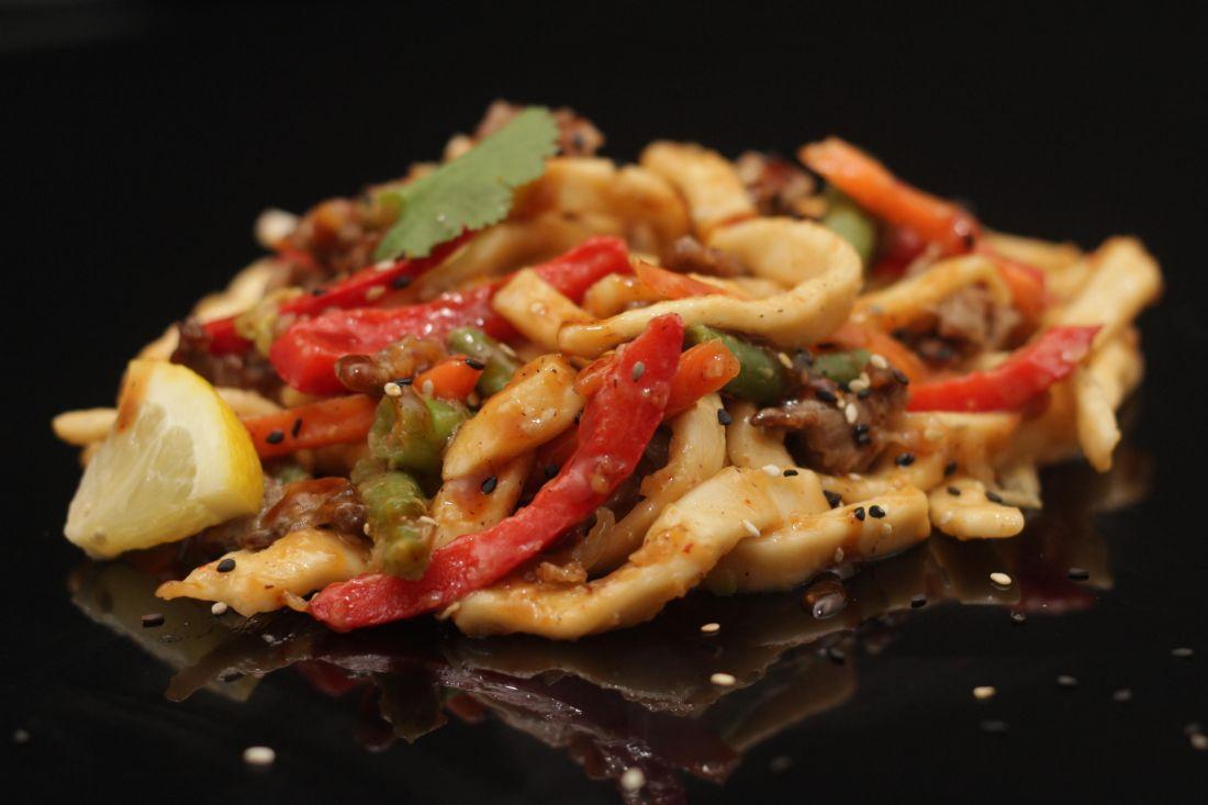 Говядина по китайски