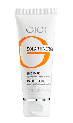 Ихтиоловая грязевая маска SOLAR ENERGY Mud Mask