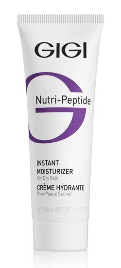 Пептидный крем мгновенное увлажнение для сухой кожи NUTRI-PEPTIDE Instant Moisturizer for DRY Skin
