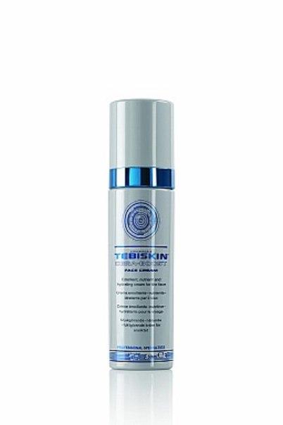 Смягчающий питательный увлажняющий крем для лица TEBISKIN Cera-Boost face cream