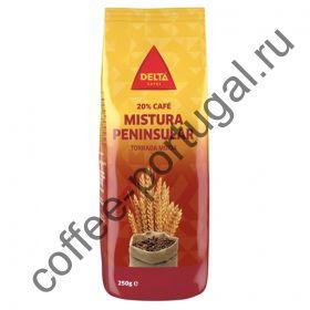 "Кофейный напиток ""Delta Mistura Peninsular"" молотый 250 гр"
