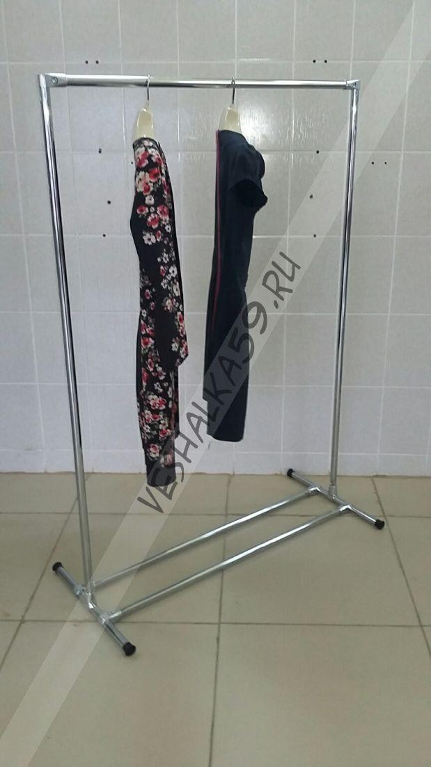 Вешалка напольная для одежды, модель 5