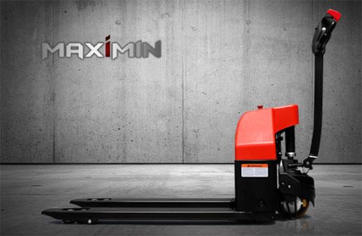 Самоходная тележка EPT-20-15ET MAXIMIN (электротележка)