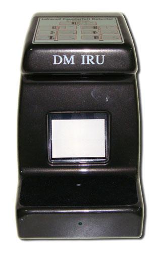 Детектор валют МИДЛ DM IRU (детектор банкнот)