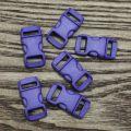Фастекс для паракорда 10 мм (3/8) Фиолетовый