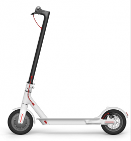 Электросамокат Xiaomi MiJia Smart Electric Scooter M365 (белый) УЦЕНКА