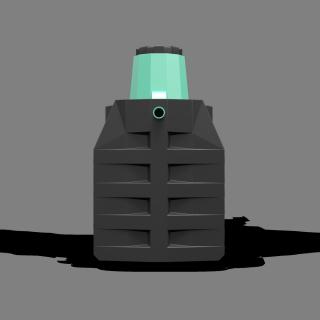 Септик-накопитель «Термит-2Н» 2 м3