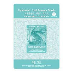 Mijin Hyaluronic Acid Essence Mask 23g - Маска тканевая с гиалуроновой кислотой
