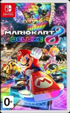 Игра Mario Kart 8 Deluxe (Switch)