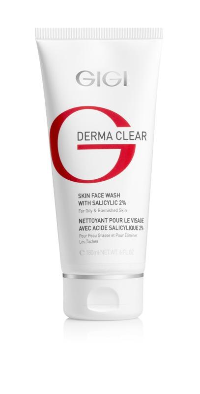 Очищающий мусс - GIGI - DERMA CLEAR Skin Face Wash