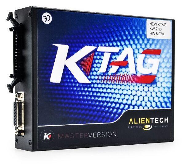 Программатор K-TAG Master V2.13  4900 р.