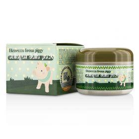 Elizavecca Green Piggy Collagen Jella Pack 100g - Ночная коллагеновая маска с лифтинг эффектом на 50% состоит из коллагена