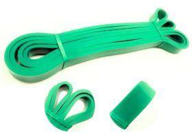 Резиновая петля зеленая (17-54 кг.)
