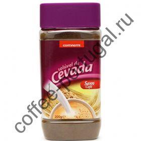 """Кофейный напиток """"Continente Cevada Soluvel"""" растворимый 200 гр"""