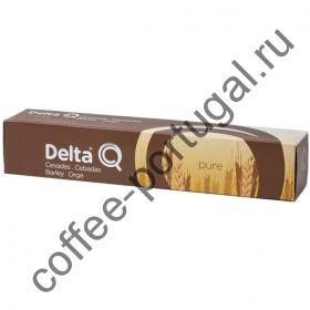 """Кофейный напиток Дельта """"Delta Q Cevada Pure"""" 10 капсул"""