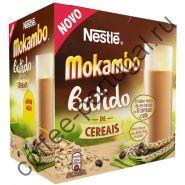 """Полноценный завтрак """"Nestle Mokambo Batido Cereais"""" в пакетиках"""