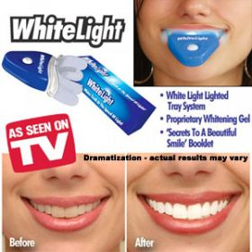 Система для отбеливания зубов White Light
