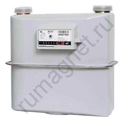 Газовый счетчик BK G10