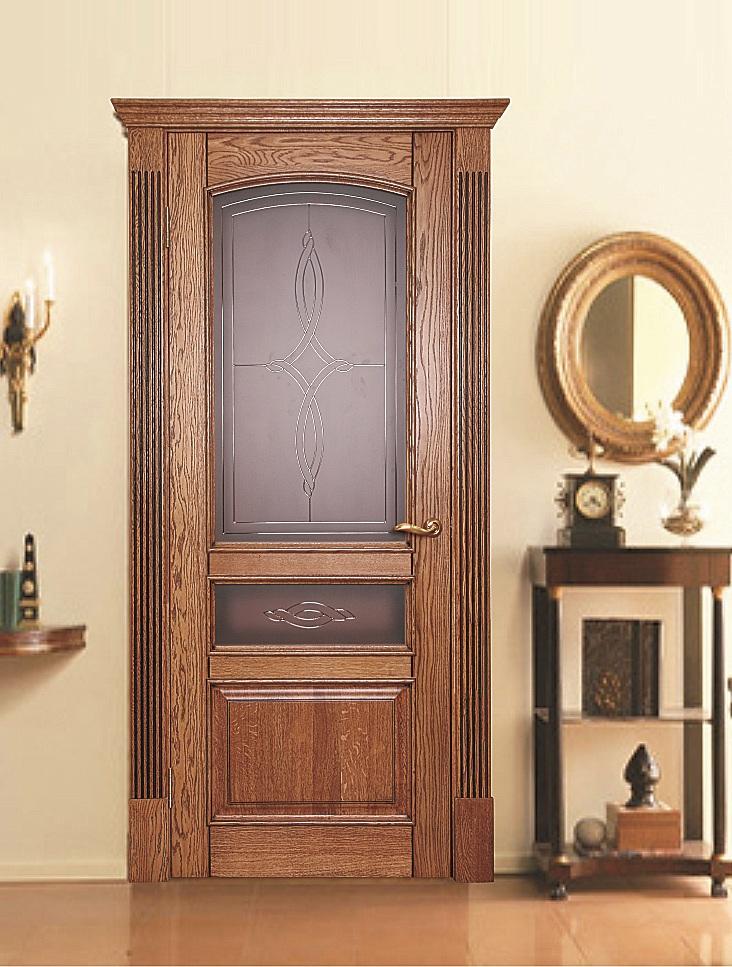 Двери из массива - yurkasby
