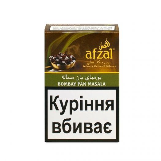 Табак для кальяна Afzal Bombay Panmasala