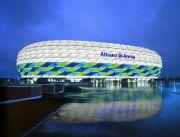 стадион Альянц Арена Мюнхен