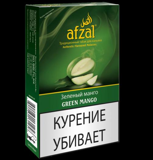 Табак для кальяна Afzal Green Mango