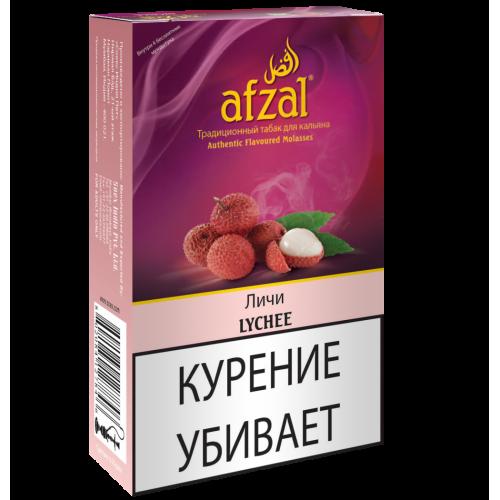 Табак для кальяна Afzal Lychee