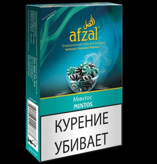 Табак для кальяна Afzal Mintos