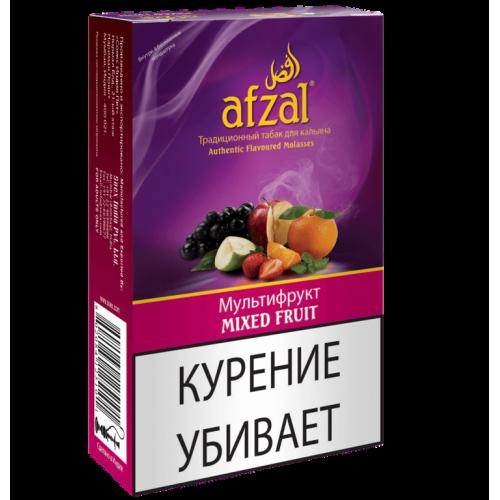 Табак для кальяна Afzal Mixed Fruit