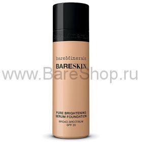 Пудра bareSkin Pure Brightening Serum SPF 20 цвет Bare Satin 06