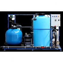 Система очистки воды АРОС 5(Для 4-6 постовой автомойки)