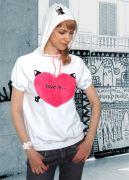 футболка Любовь Это