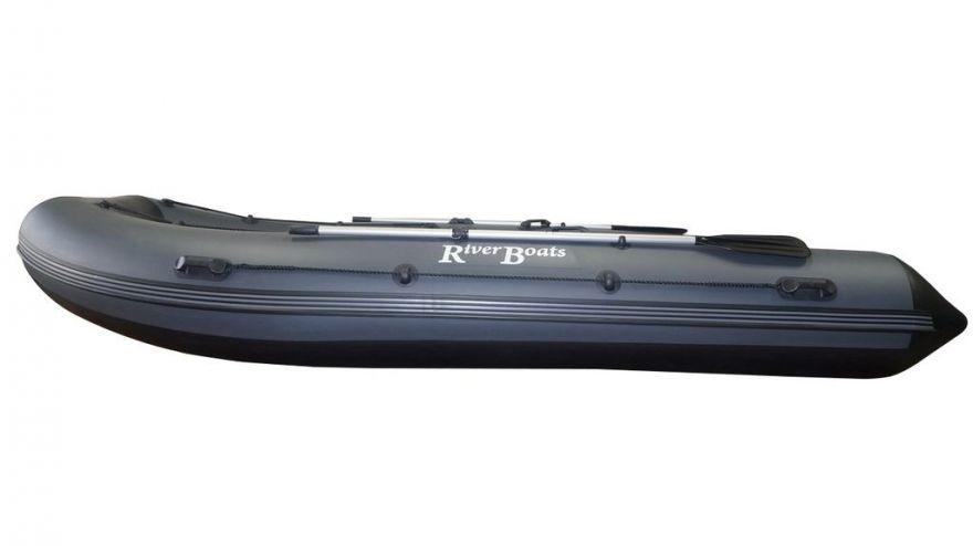 Лодка ПВХ Ривербот — 430