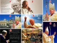 Открытка Иоанн Павел II