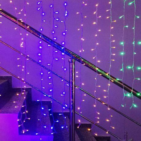 LED гирлянда «ЗАНАВЕС»