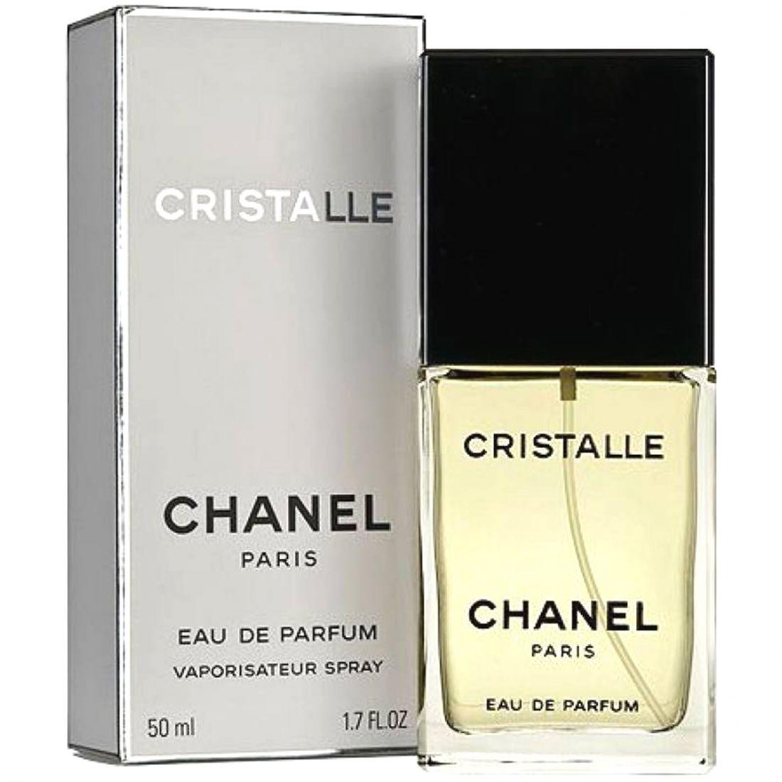 Chanel - Cristalle Eau Verte, 50 ml