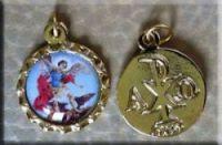 медальон св. Михаил Архангел