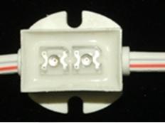 Модуль светодиодный уличный 2 светодиода 3528